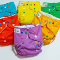 Eco Nene ARCOIRIS pocket taglia unica
