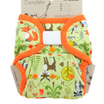 Petit Lulu Sio Complete  FOREST ANIMALS