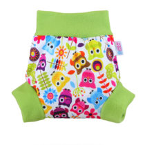 "Petit Lulu Pull-up  ""Happy Owls"""